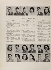 A B Davis High School - Maroon and White Yearbook (Mount Vernon, NY) online yearbook collection, 1946 Edition, Page 90