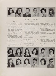 A B Davis High School - Maroon and White Yearbook (Mount Vernon, NY) online yearbook collection, 1946 Edition, Page 92