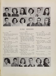 A B Davis High School - Maroon and White Yearbook (Mount Vernon, NY) online yearbook collection, 1946 Edition, Page 95