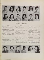A B Davis High School - Maroon and White Yearbook (Mount Vernon, NY) online yearbook collection, 1946 Edition, Page 97