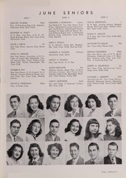 A B Davis High School - Maroon and White Yearbook (Mount Vernon, NY) online yearbook collection, 1947 Edition, Page 89