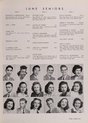 A B Davis High School - Maroon and White Yearbook (Mount Vernon, NY) online yearbook collection, 1947 Edition, Page 93