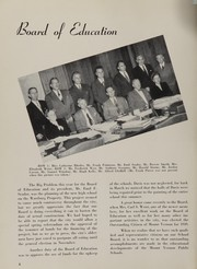 A B Davis High School - Maroon and White Yearbook (Mount Vernon, NY) online yearbook collection, 1950 Edition, Page 10