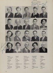 A B Davis High School - Maroon and White Yearbook (Mount Vernon, NY) online yearbook collection, 1950 Edition, Page 16