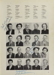 A B Davis High School - Maroon and White Yearbook (Mount Vernon, NY) online yearbook collection, 1950 Edition, Page 17