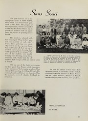 A B Davis High School - Maroon and White Yearbook (Mount Vernon, NY) online yearbook collection, 1950 Edition, Page 29
