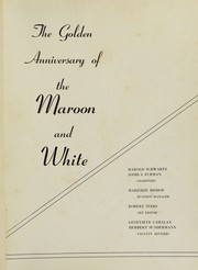 A B Davis High School - Maroon and White Yearbook (Mount Vernon, NY) online yearbook collection, 1950 Edition, Page 5