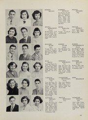 A B Davis High School - Maroon and White Yearbook (Mount Vernon, NY) online yearbook collection, 1950 Edition, Page 89