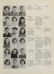 A B Davis High School - Maroon and White Yearbook (Mount Vernon, NY) online yearbook collection, 1950 Edition, Page 93