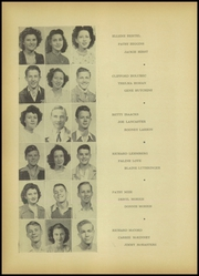 A C Jones High School - Trojan Yearbook (Beeville, TX) online yearbook collection, 1946 Edition, Page 34