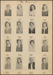 A C Jones High School - Trojan Yearbook (Beeville, TX) online yearbook collection, 1947 Edition, Page 15 of 82