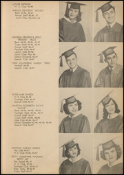 A C Jones High School - Trojan Yearbook (Beeville, TX) online yearbook collection, 1947 Edition, Page 21