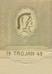 A C Jones High School - Trojan Yearbook (Beeville, TX) online yearbook collection, 1949 Edition, Cover