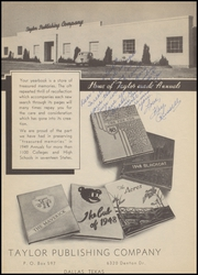 A C Jones High School - Trojan Yearbook (Beeville, TX) online yearbook collection, 1949 Edition, Page 144