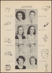 A C Jones High School - Trojan Yearbook (Beeville, TX) online yearbook collection, 1949 Edition, Page 37