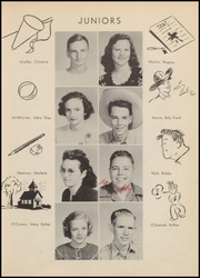 A C Jones High School - Trojan Yearbook (Beeville, TX) online yearbook collection, 1949 Edition, Page 39