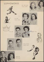 A C Jones High School - Trojan Yearbook (Beeville, TX) online yearbook collection, 1949 Edition, Page 45