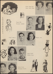 A C Jones High School - Trojan Yearbook (Beeville, TX) online yearbook collection, 1949 Edition, Page 49