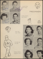 A C Jones High School - Trojan Yearbook (Beeville, TX) online yearbook collection, 1949 Edition, Page 58