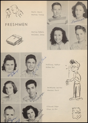 A C Jones High School - Trojan Yearbook (Beeville, TX) online yearbook collection, 1949 Edition, Page 59