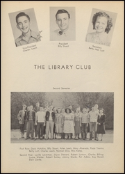A C Jones High School - Trojan Yearbook (Beeville, TX) online yearbook collection, 1949 Edition, Page 85