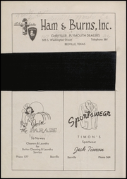 A C Jones High School - Trojan Yearbook (Beeville, TX) online yearbook collection, 1950 Edition, Page 130