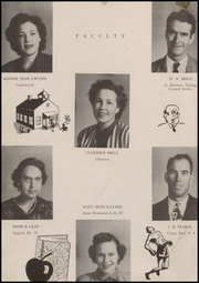 A C Jones High School - Trojan Yearbook (Beeville, TX) online yearbook collection, 1950 Edition, Page 18