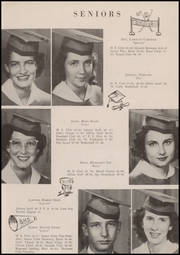 A C Jones High School - Trojan Yearbook (Beeville, TX) online yearbook collection, 1950 Edition, Page 27