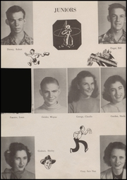 A C Jones High School - Trojan Yearbook (Beeville, TX) online yearbook collection, 1950 Edition, Page 38