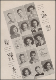 A C Jones High School - Trojan Yearbook (Beeville, TX) online yearbook collection, 1950 Edition, Page 60