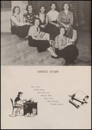 A C Jones High School - Trojan Yearbook (Beeville, TX) online yearbook collection, 1950 Edition, Page 86