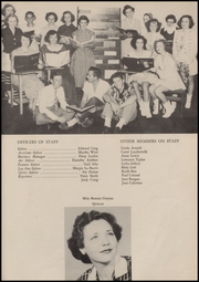 A C Jones High School - Trojan Yearbook (Beeville, TX) online yearbook collection, 1951 Edition, Page 103