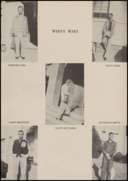 A C Jones High School - Trojan Yearbook (Beeville, TX) online yearbook collection, 1951 Edition, Page 108