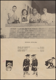 A C Jones High School - Trojan Yearbook (Beeville, TX) online yearbook collection, 1951 Edition, Page 24