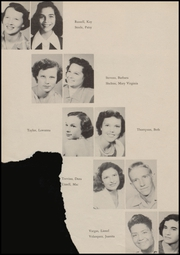 A C Jones High School - Trojan Yearbook (Beeville, TX) online yearbook collection, 1951 Edition, Page 42