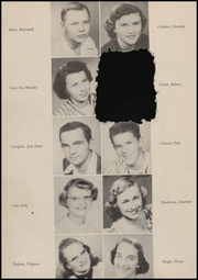 A C Jones High School - Trojan Yearbook (Beeville, TX) online yearbook collection, 1951 Edition, Page 48
