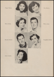 A C Jones High School - Trojan Yearbook (Beeville, TX) online yearbook collection, 1951 Edition, Page 54