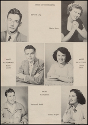 A C Jones High School - Trojan Yearbook (Beeville, TX) online yearbook collection, 1951 Edition, Page 72