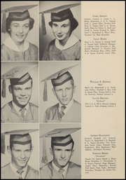 A C Jones High School - Trojan Yearbook (Beeville, TX) online yearbook collection, 1954 Edition, Page 19