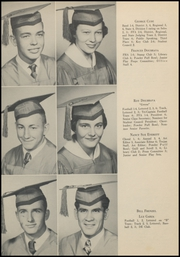 A C Jones High School - Trojan Yearbook (Beeville, TX) online yearbook collection, 1954 Edition, Page 21