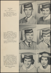 A C Jones High School - Trojan Yearbook (Beeville, TX) online yearbook collection, 1954 Edition, Page 24