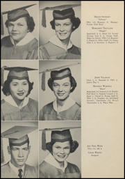 A C Jones High School - Trojan Yearbook (Beeville, TX) online yearbook collection, 1954 Edition, Page 29