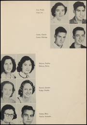 A C Jones High School - Trojan Yearbook (Beeville, TX) online yearbook collection, 1954 Edition, Page 37