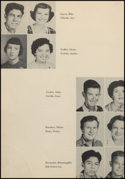 A C Jones High School - Trojan Yearbook (Beeville, TX) online yearbook collection, 1954 Edition, Page 38