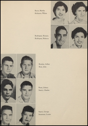 A C Jones High School - Trojan Yearbook (Beeville, TX) online yearbook collection, 1954 Edition, Page 43