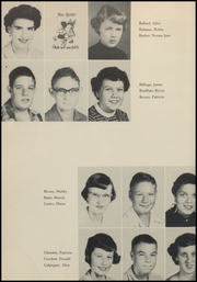 A C Jones High School - Trojan Yearbook (Beeville, TX) online yearbook collection, 1954 Edition, Page 52