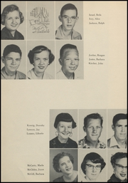 A C Jones High School - Trojan Yearbook (Beeville, TX) online yearbook collection, 1954 Edition, Page 56