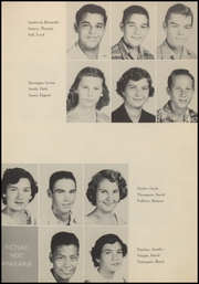 A C Jones High School - Trojan Yearbook (Beeville, TX) online yearbook collection, 1954 Edition, Page 59