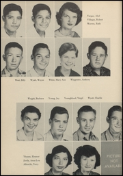 A C Jones High School - Trojan Yearbook (Beeville, TX) online yearbook collection, 1954 Edition, Page 60