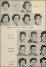 A C Jones High School - Trojan Yearbook (Beeville, TX) online yearbook collection, 1954 Edition, Page 70